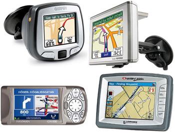Jak vybrat GPS navigaci